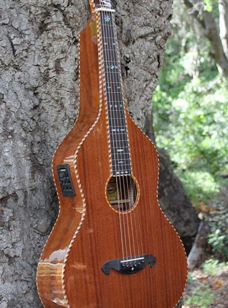 Imperial Guitars Royal Hawaiian Ali'ki